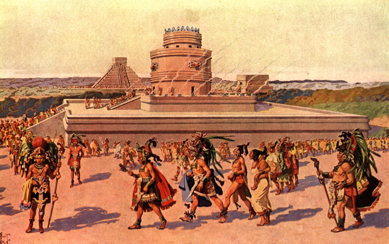 Glenn gary gamboa s mexican aztec mayan pre columbian for Ancient mayan cuisine